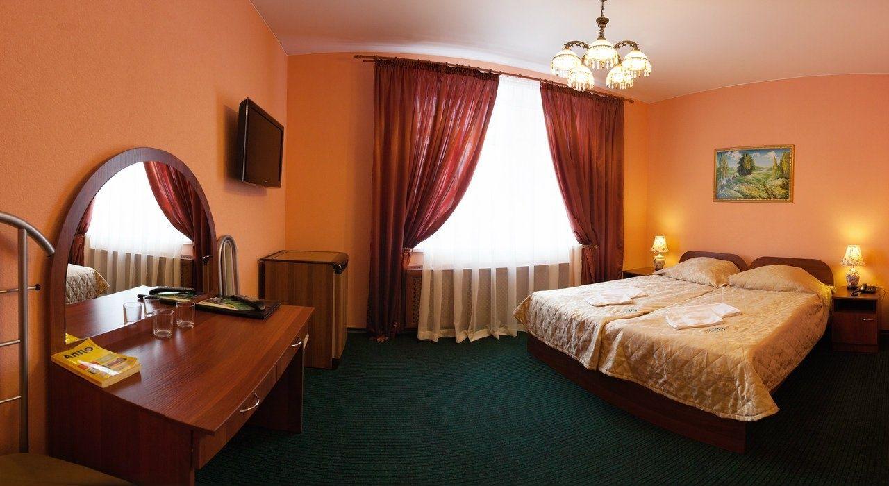 Отель «Коломяжский визит» Ленинградская область Полулюкс улучшенный, фото 1