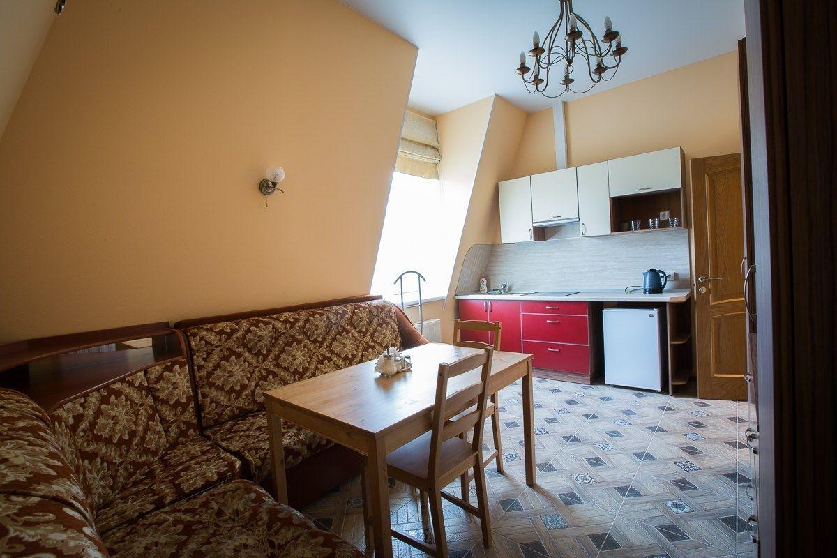Отель «Коломяжский визит» Ленинградская область Апартаменты № 5, фото 5