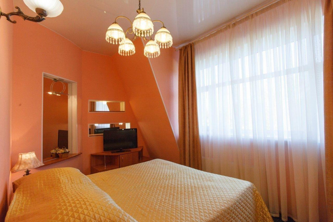Отель «Коломяжский визит» Ленинградская область 2-местный стандарт, фото 2