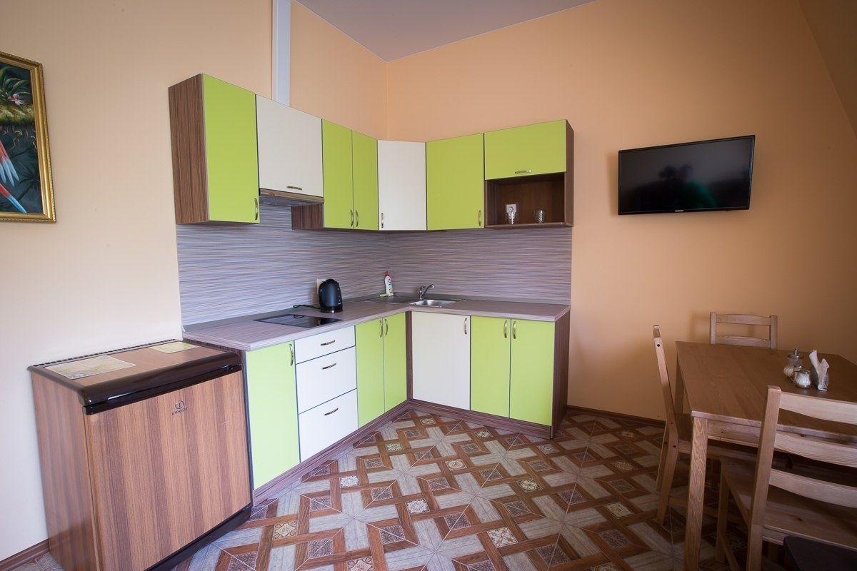 Отель «Коломяжский визит» Ленинградская область Апартаменты № 2, 4, фото 6