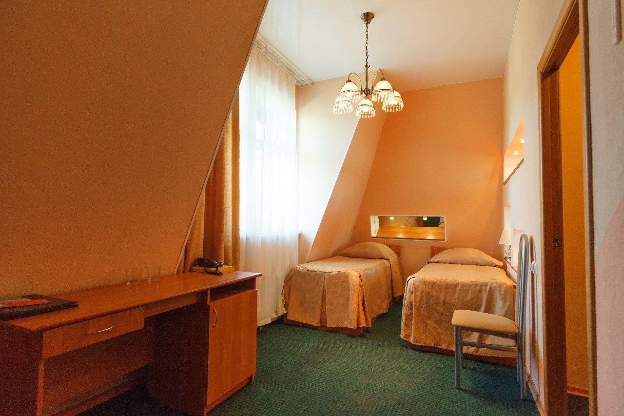 Отель «Коломяжский визит» Ленинградская область 2-местный стандарт, фото 4