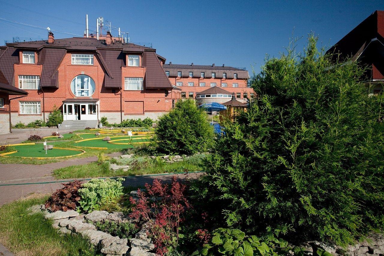 Отель «Коломяжский визит» Ленинградская область, фото 2