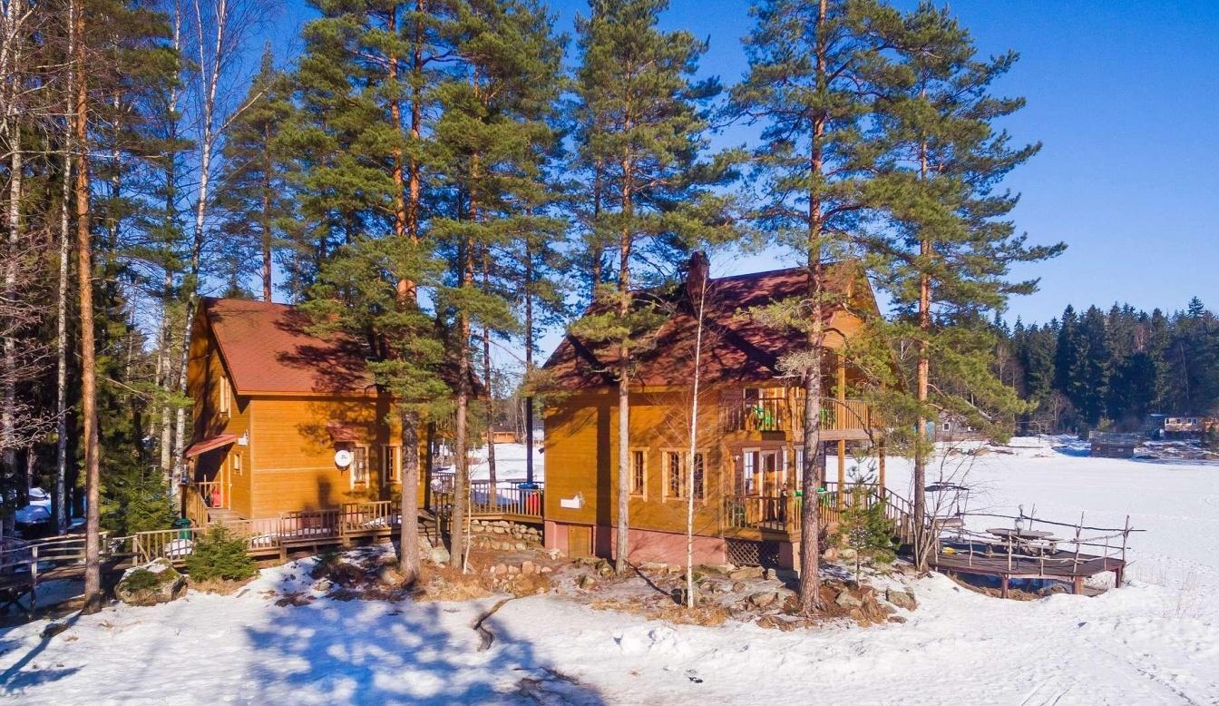 База отдыха «Илоранта» Ленинградская область, фото 24