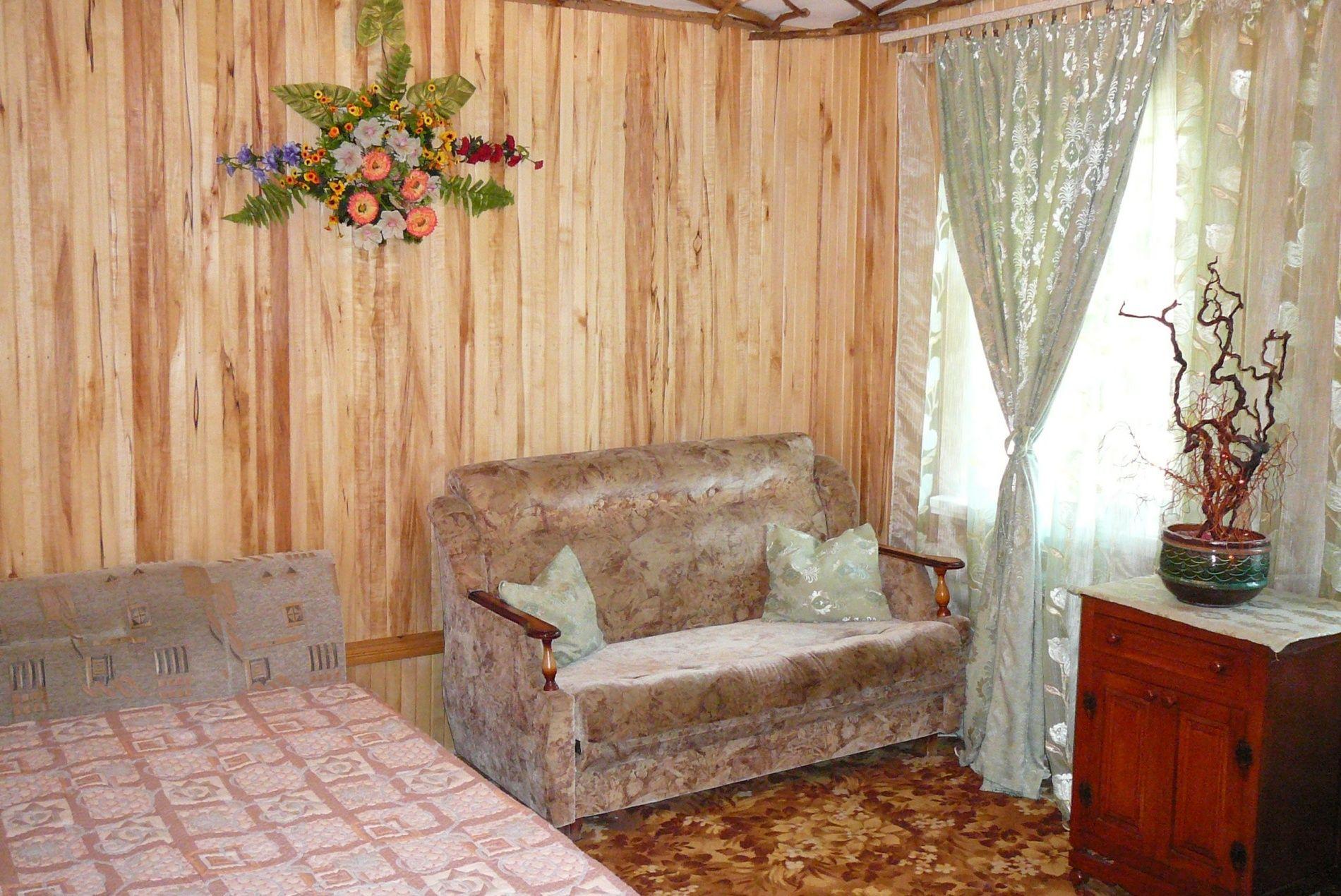 База отдыха «Волшебный сад» Республика Адыгея Коттедж, фото 1