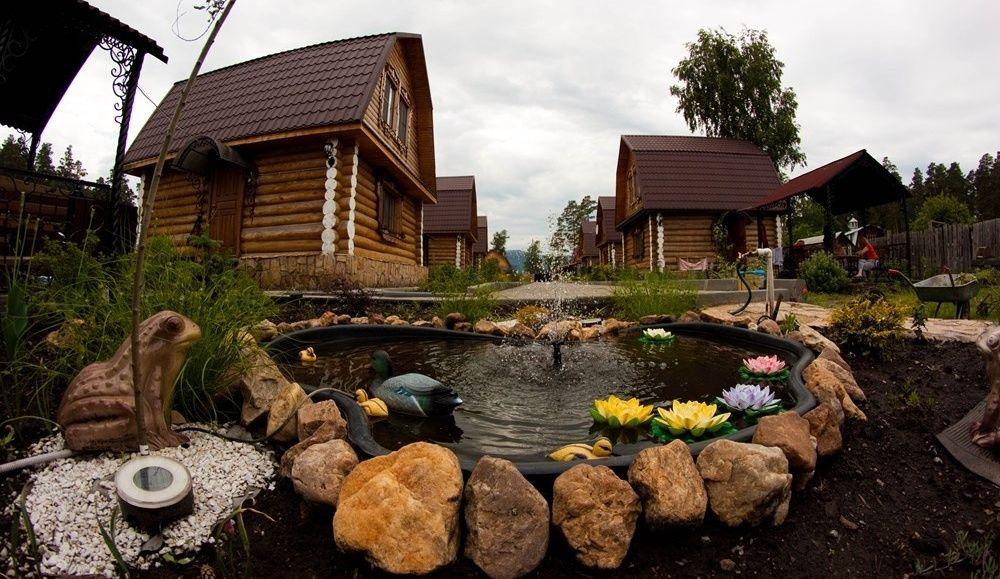 """База отдыха """"Деревенька Аракуль"""" Челябинская область, фото 5"""
