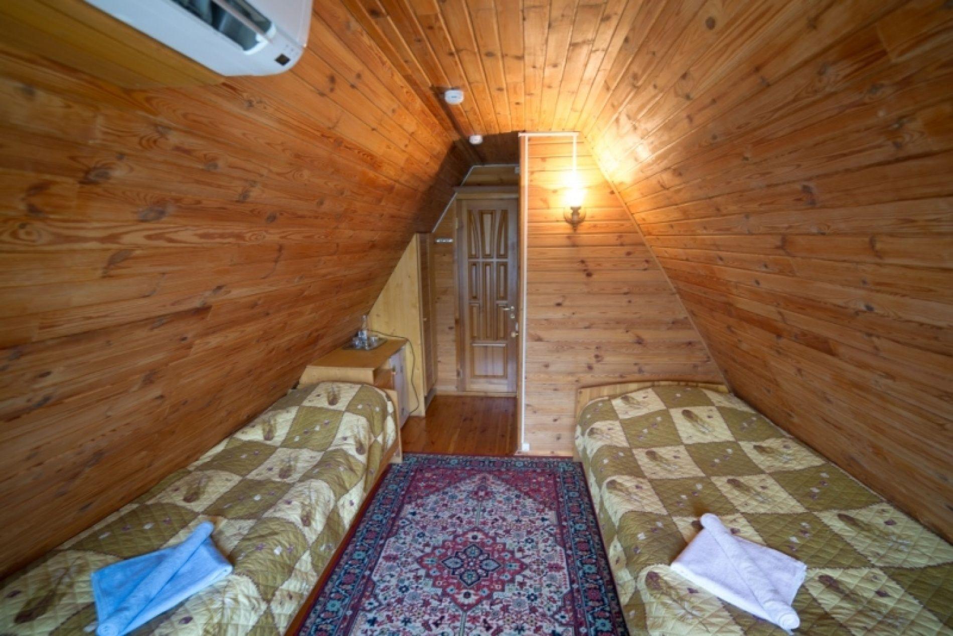 """База отдыха """"Альбатрос"""" Нижегородская область 2-местный однокомнатный стандарт 3 этаж, фото 1"""