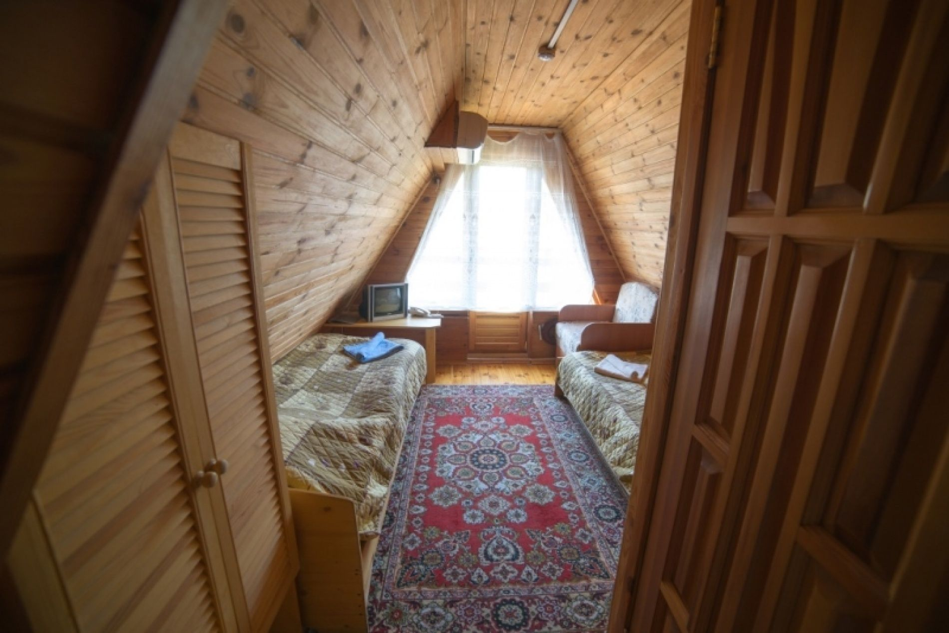"""База отдыха """"Альбатрос"""" Нижегородская область 2-местный однокомнатный стандарт 3 этаж, фото 2"""
