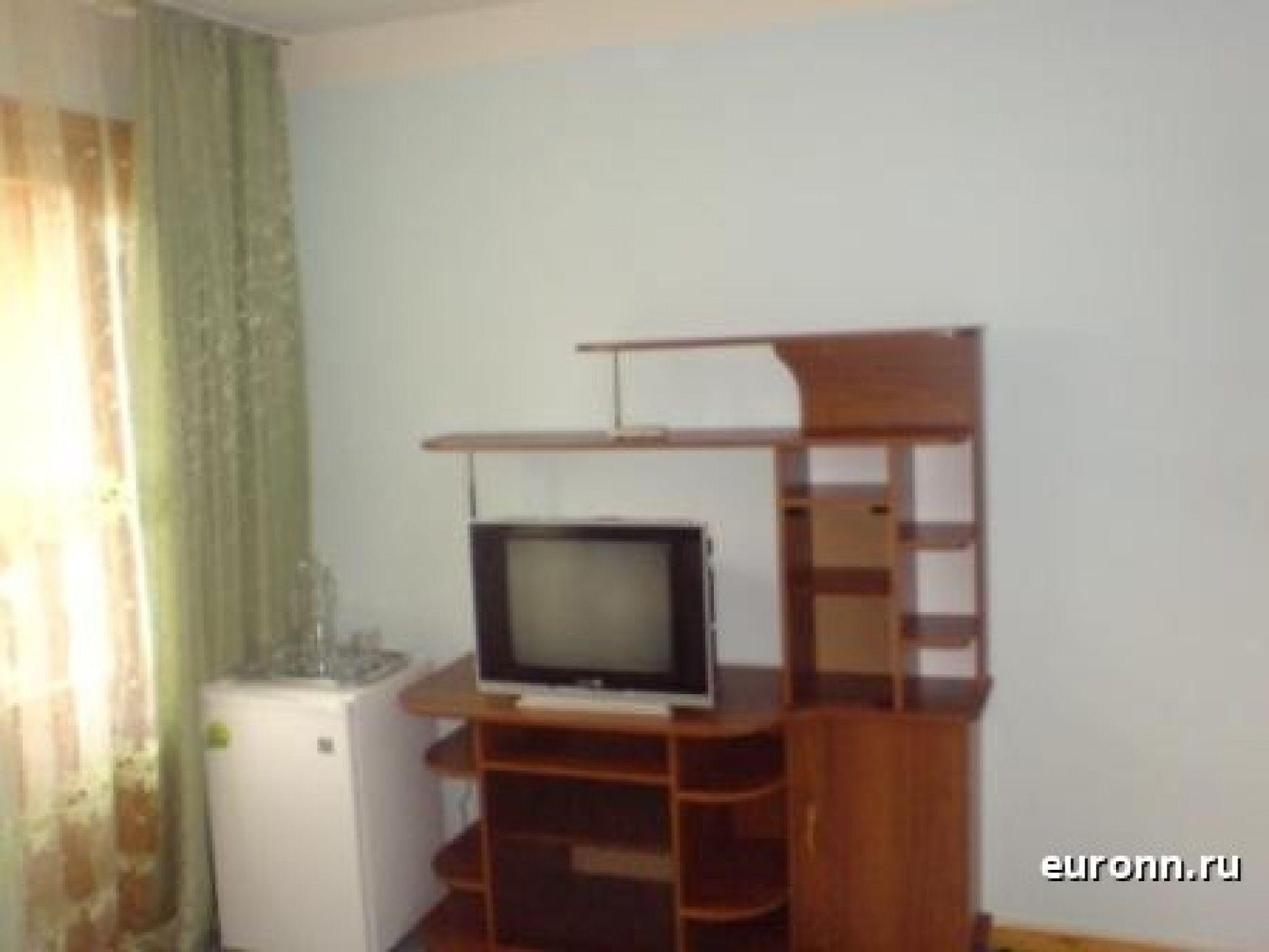 """База отдыха """"Альбатрос"""" Нижегородская область 2-комнатный улучшенный номер , фото 1"""
