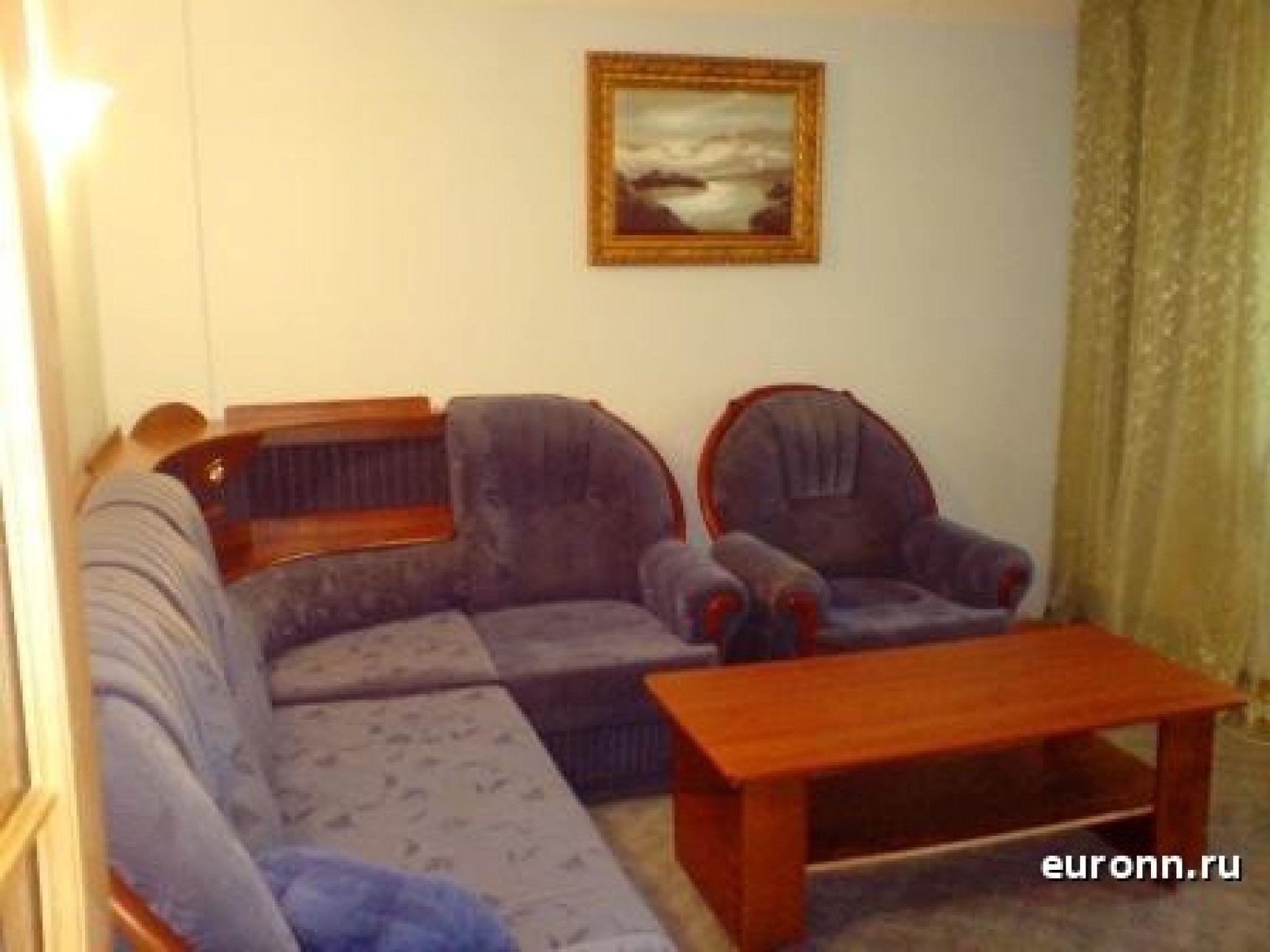 """База отдыха """"Альбатрос"""" Нижегородская область 2-комнатный улучшенный номер , фото 3"""