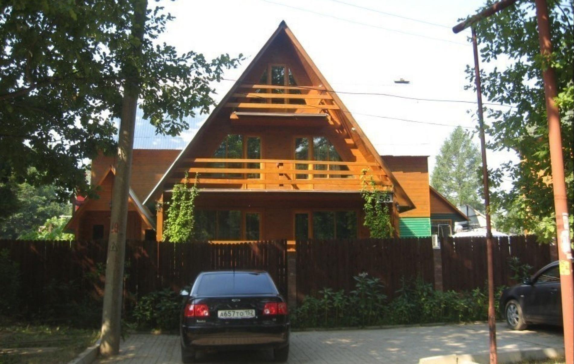 """База отдыха """"Альбатрос"""" Нижегородская область, фото 27"""