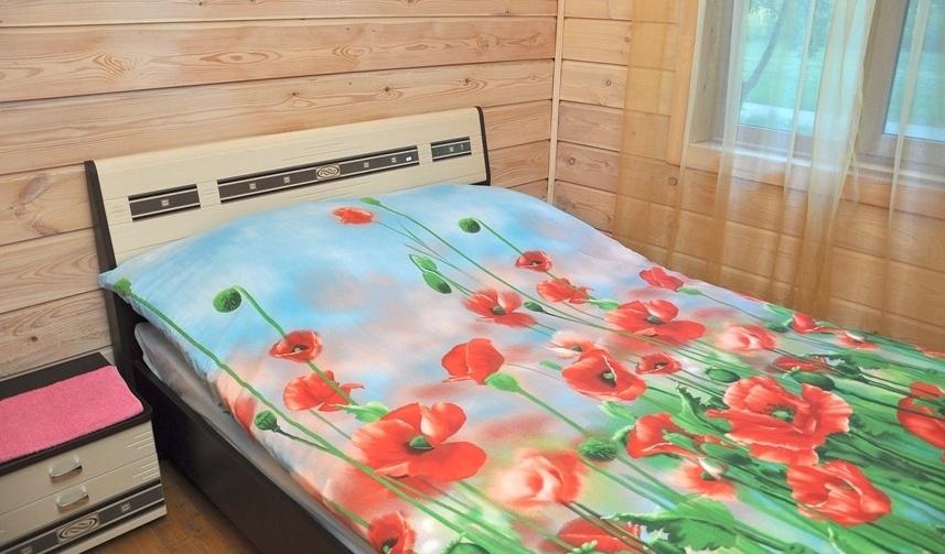 """Эко-отель """"Маяк"""" Самарская область Финский домик, фото 1"""