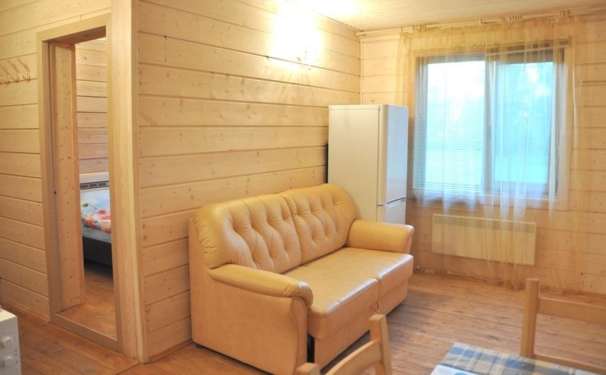 """Эко-отель """"Маяк"""" Самарская область Финский домик, фото 2"""