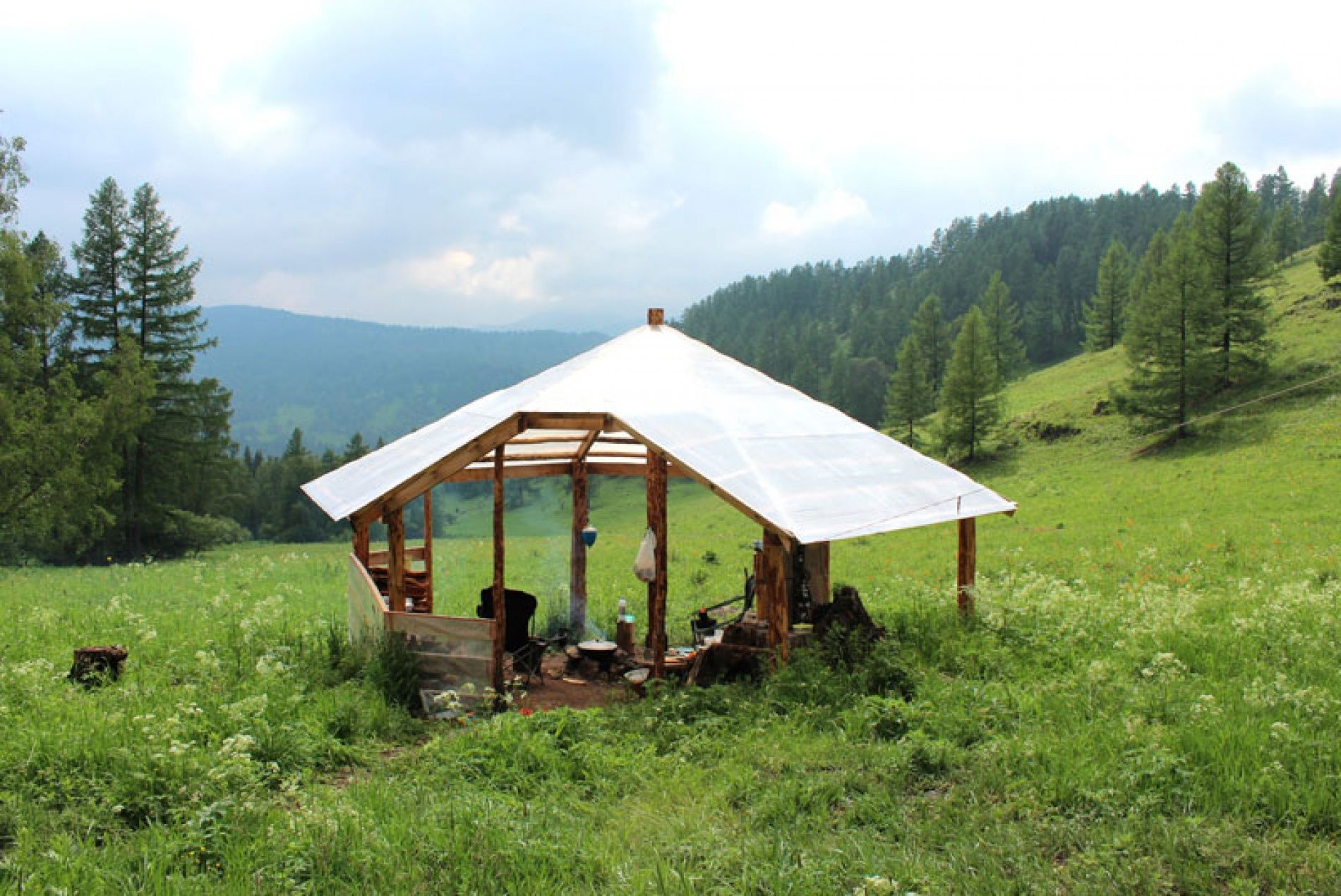 """База отдыха """"Алан-Коо"""" Республика Алтай, фото 6"""