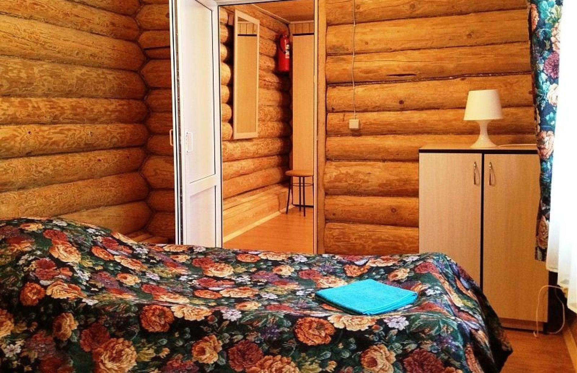 """Коттеджный комплекс """"Загосье"""" Псковская область 2-местный 2-комнатный 1-уровневый номер , фото 1"""
