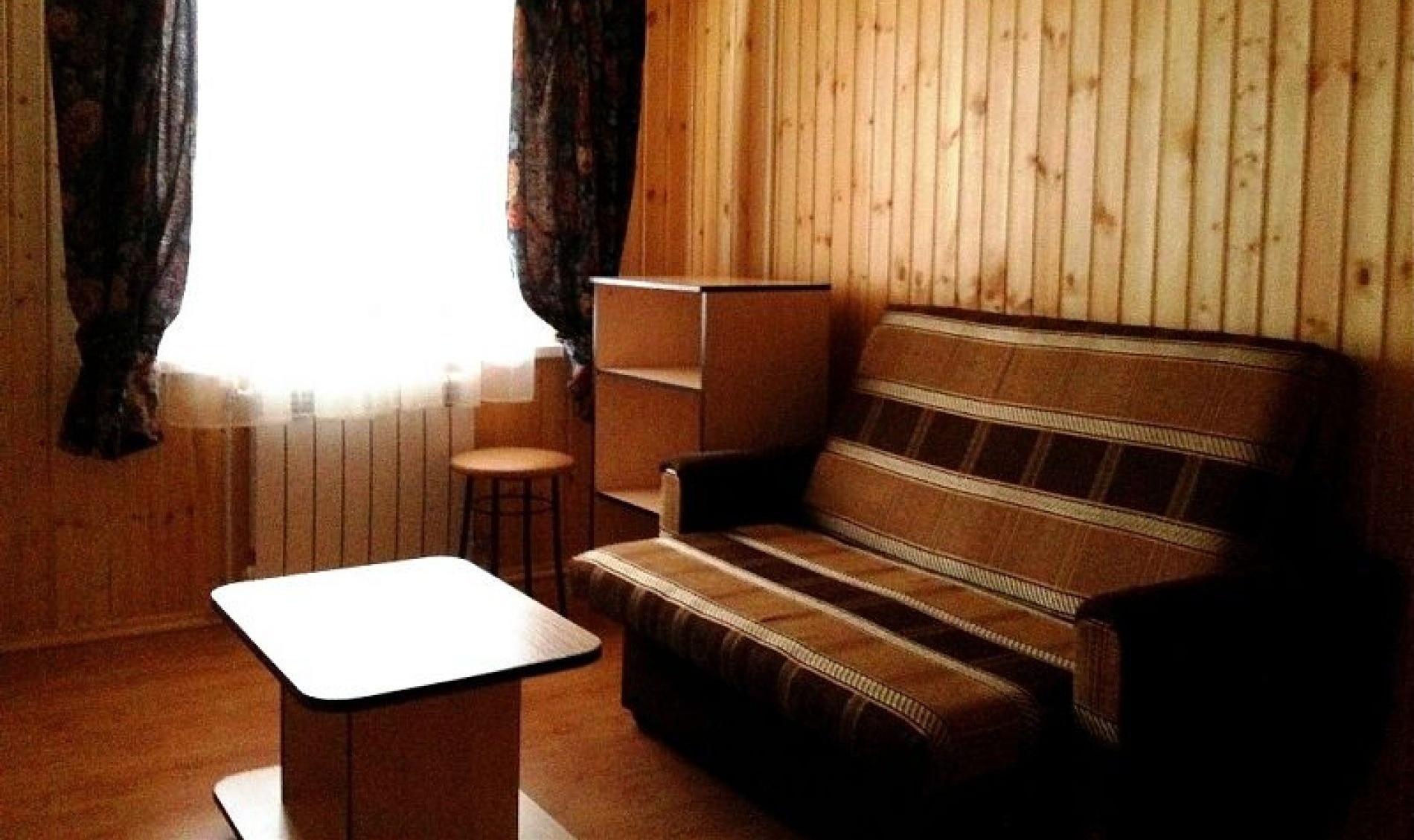 """Коттеджный комплекс """"Загосье"""" Псковская область 3-местный 2-комнатный 2-уровневый номер, фото 5"""