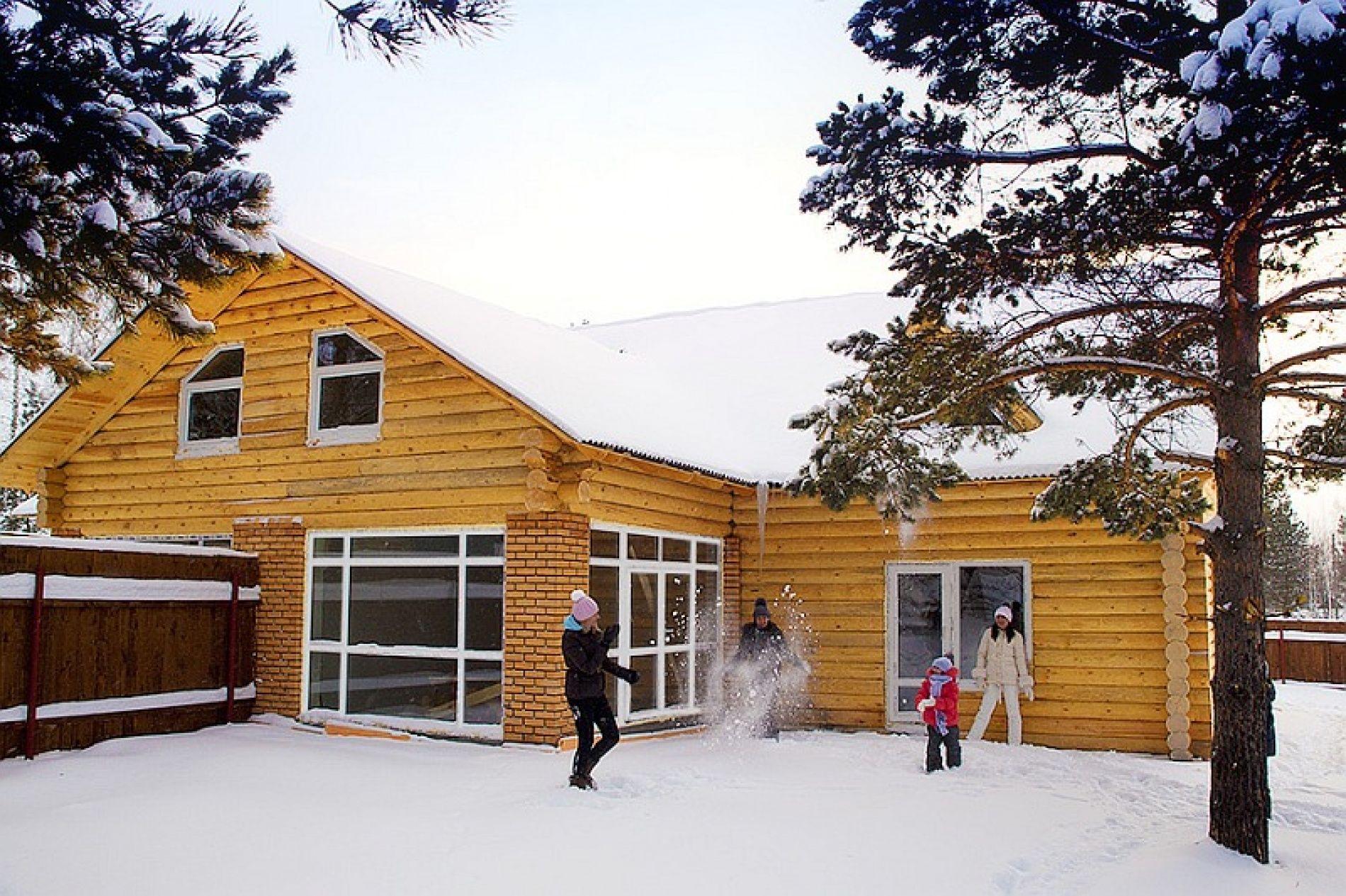 Коттеджный комплекс «Ширли-мырли» Томская область, фото 7