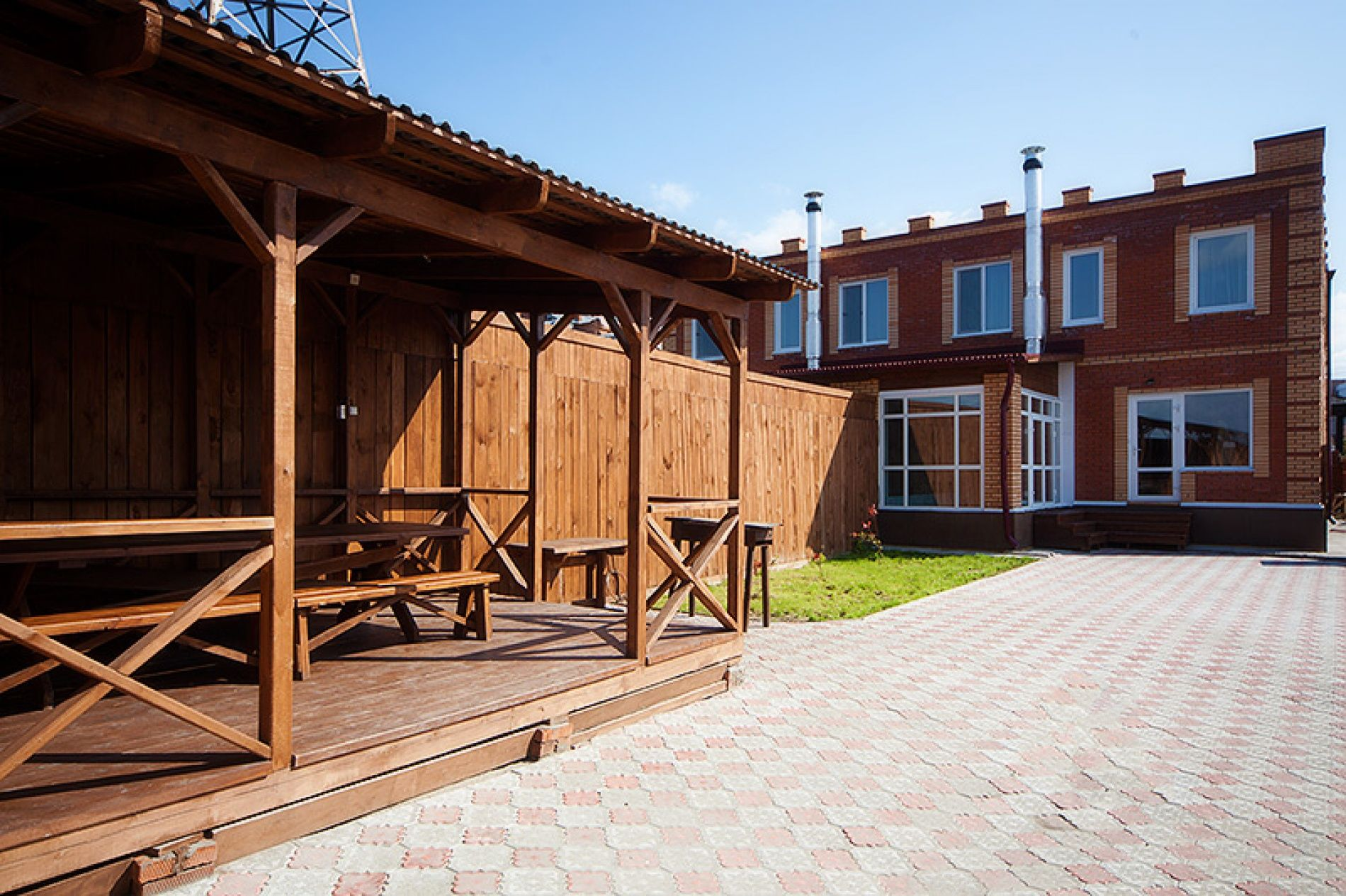 Коттеджный комплекс «Ширли-мырли» Томская область, фото 4