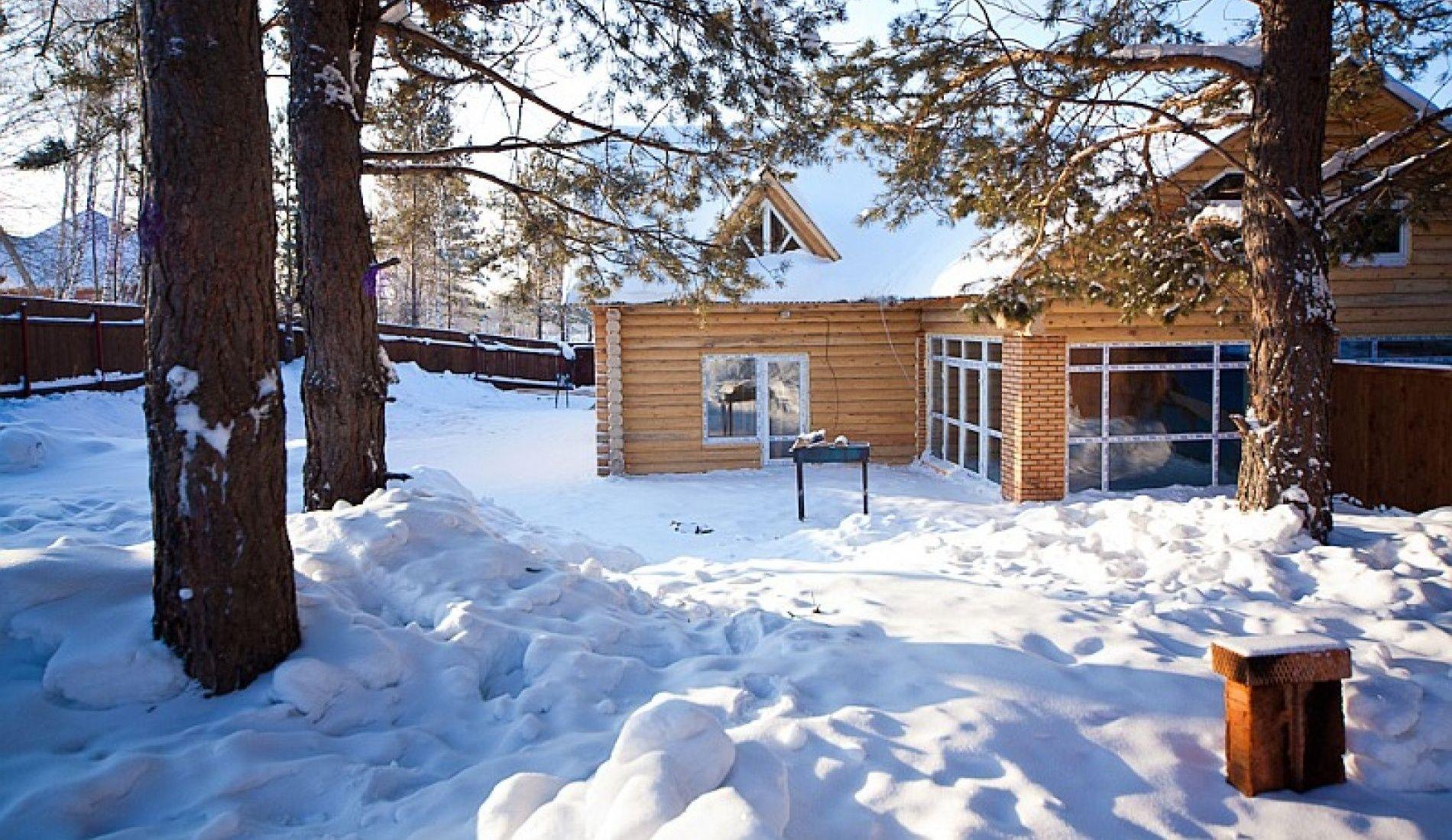 Коттеджный комплекс «Ширли-мырли» Томская область, фото 1