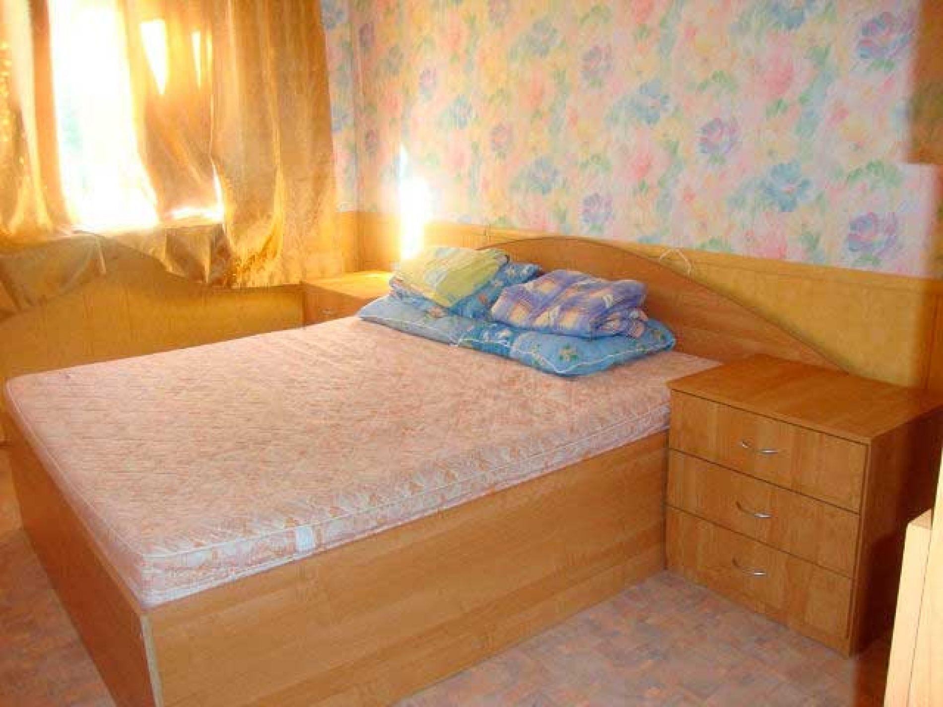 Турбаза «Жемчуг» Саратовская область 4-местный дом, фото 1