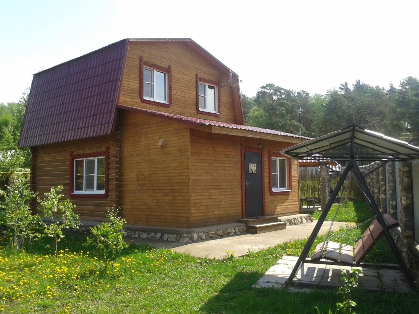 Туристическая деревня «Плетёнка» Тульская область, фото 4