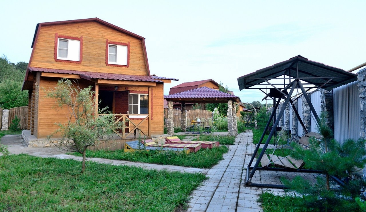 Туристическая деревня «Плетёнка» Тульская область, фото 1