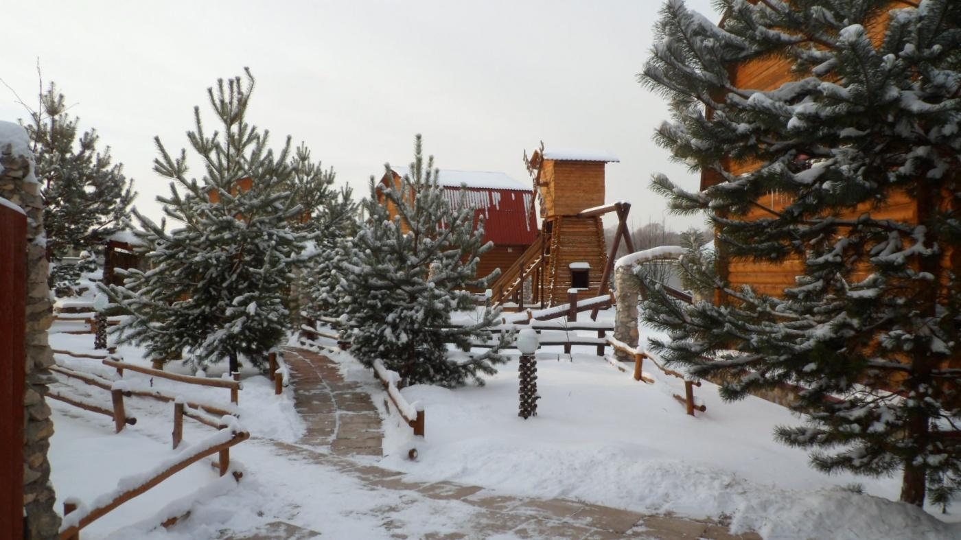 Туристическая деревня «Плетёнка» Тульская область, фото 12