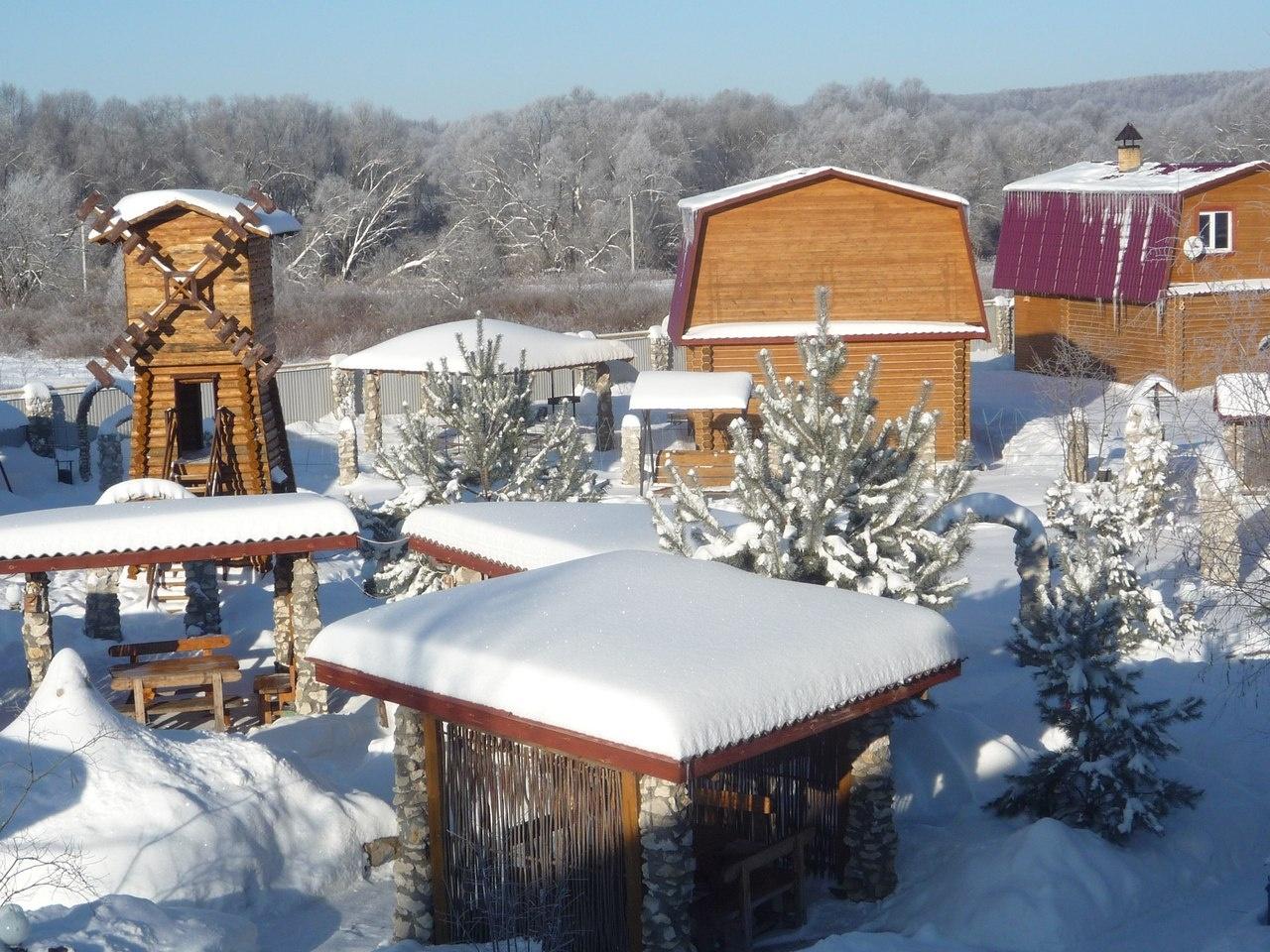 Туристическая деревня «Плетёнка» Тульская область, фото 13