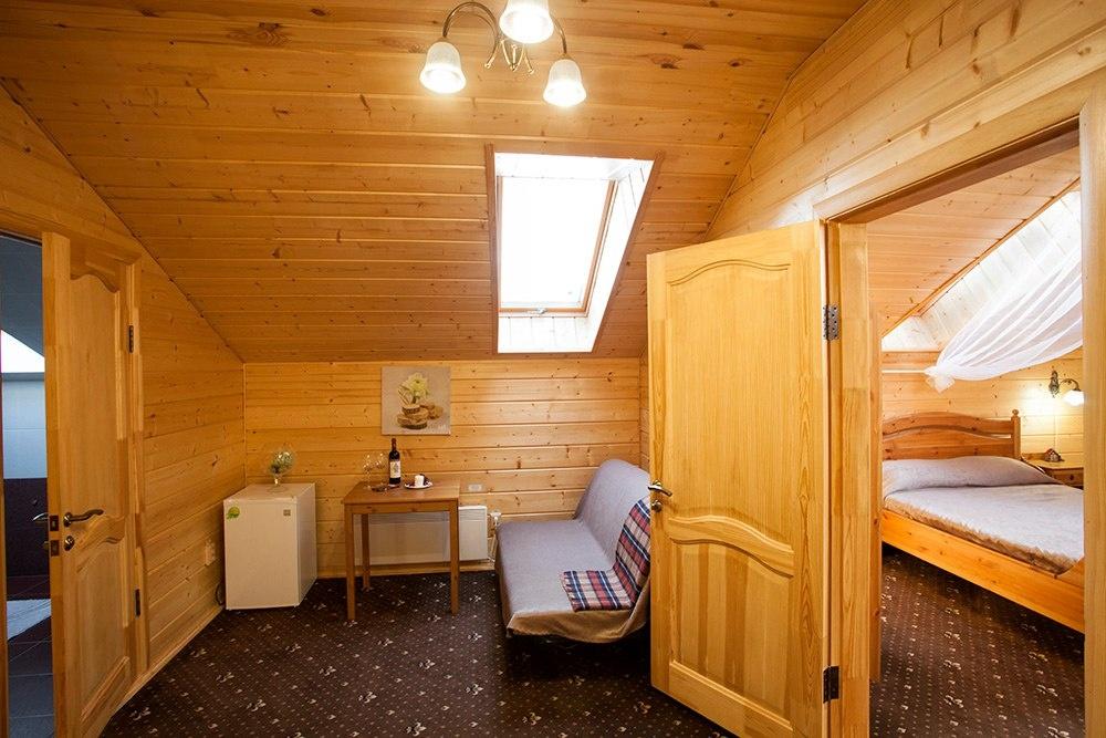 Туристический комплекс «Даховская Слобода» Республика Адыгея Комфорт 2-комнатный, фото 2