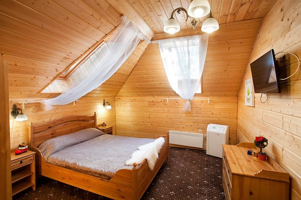 Туристический комплекс «Даховская Слобода» Республика Адыгея Комфорт 2-комнатный, фото 1
