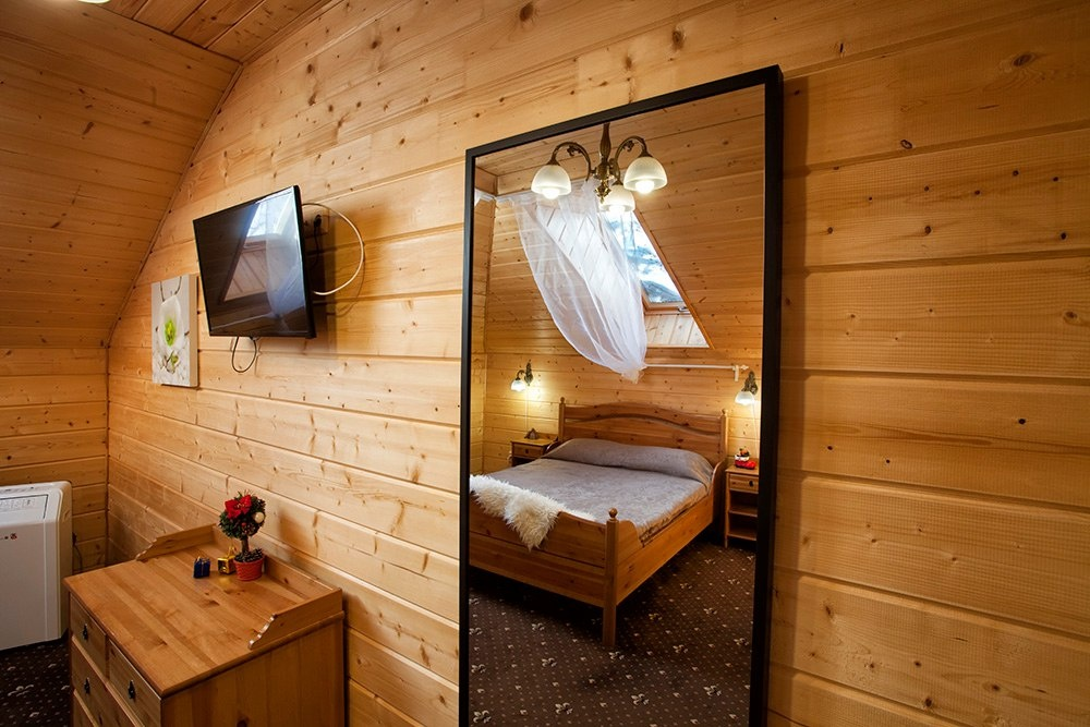 Туристический комплекс «Даховская Слобода» Республика Адыгея Комфорт 2-комнатный, фото 3