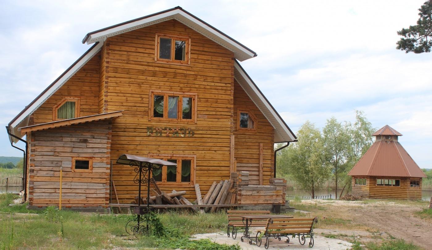 База отдыха «Глухомань» Воронежская область, фото 1