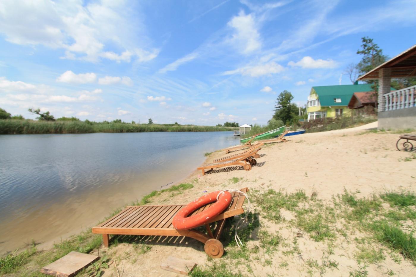 База отдыха «Глухомань» Воронежская область, фото 9