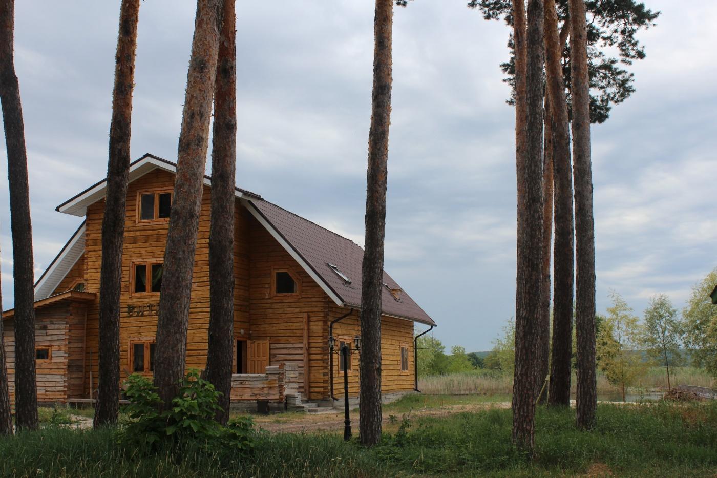База отдыха «Глухомань» Воронежская область, фото 2