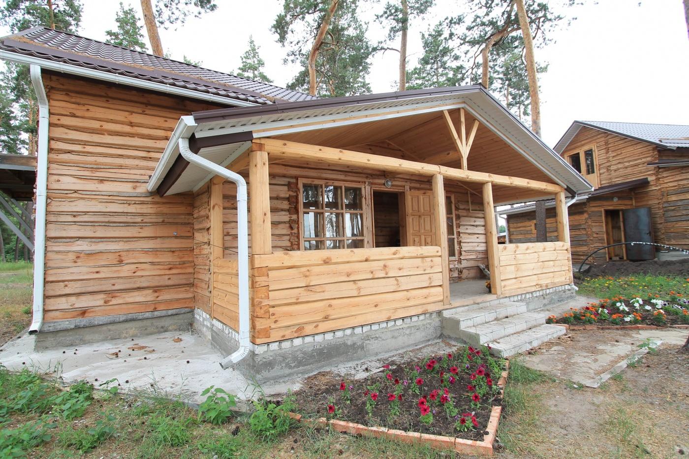 База отдыха «Глухомань» Воронежская область, фото 3