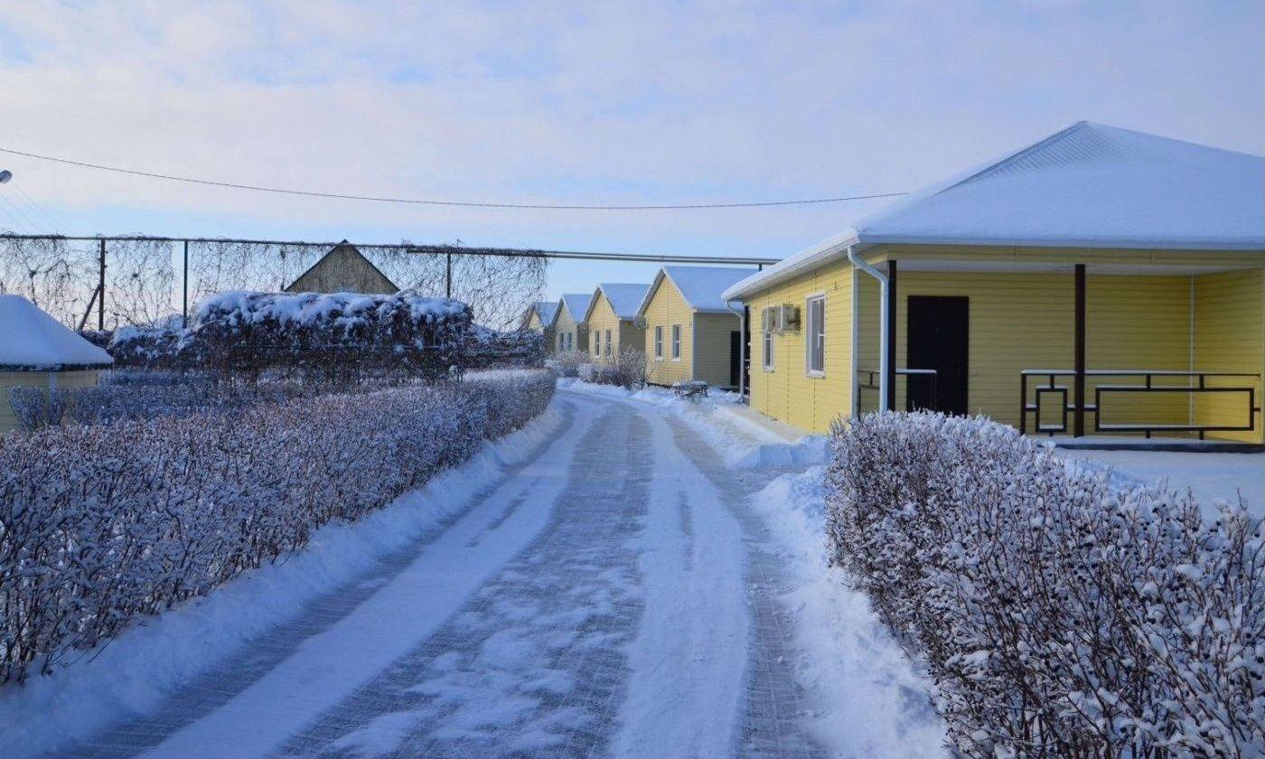 База отдыха «Верхнелебяжье» Астраханская область, фото 30