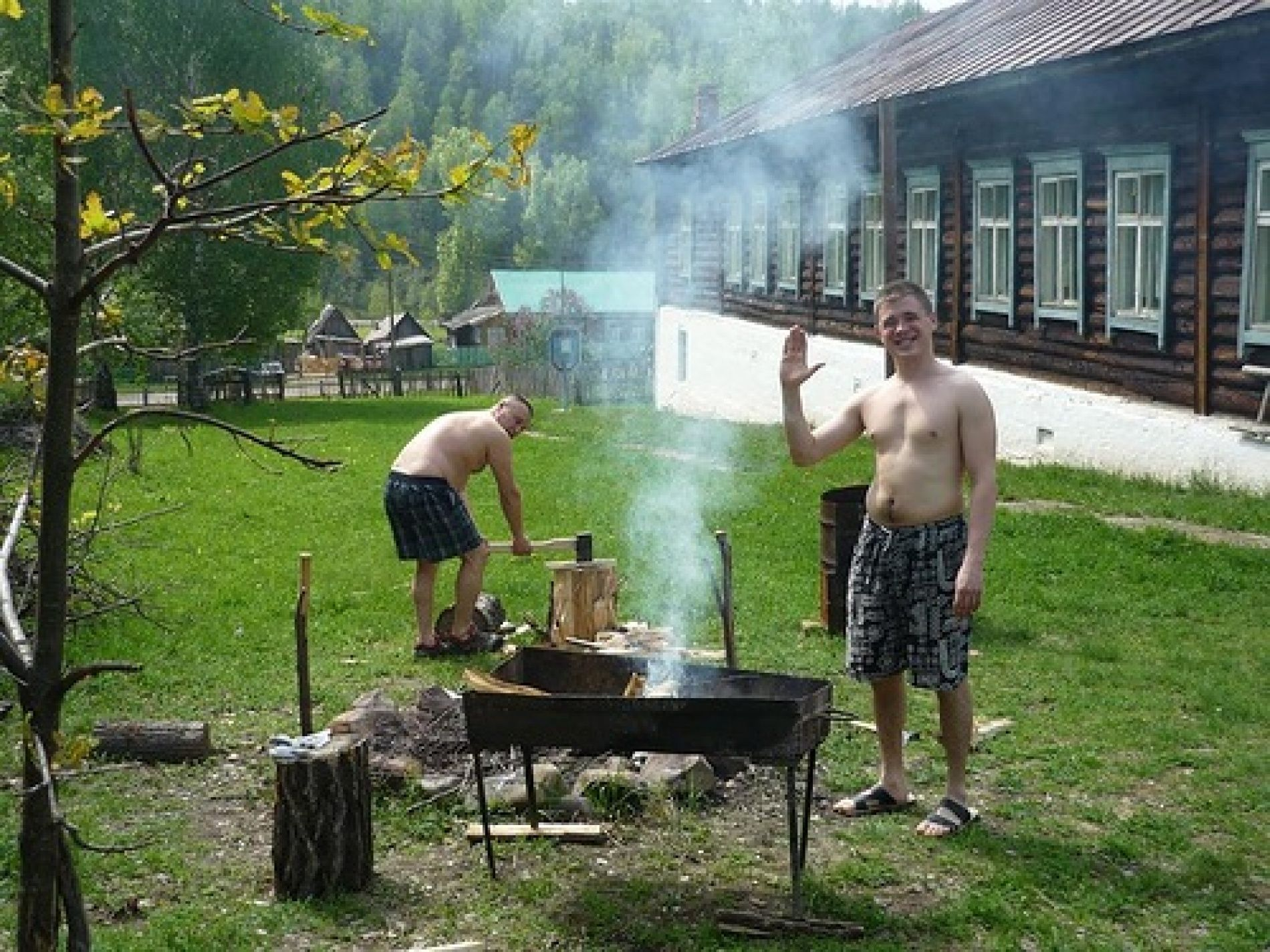 "База отдыха ""Бахмур"" Челябинская область, фото 12"