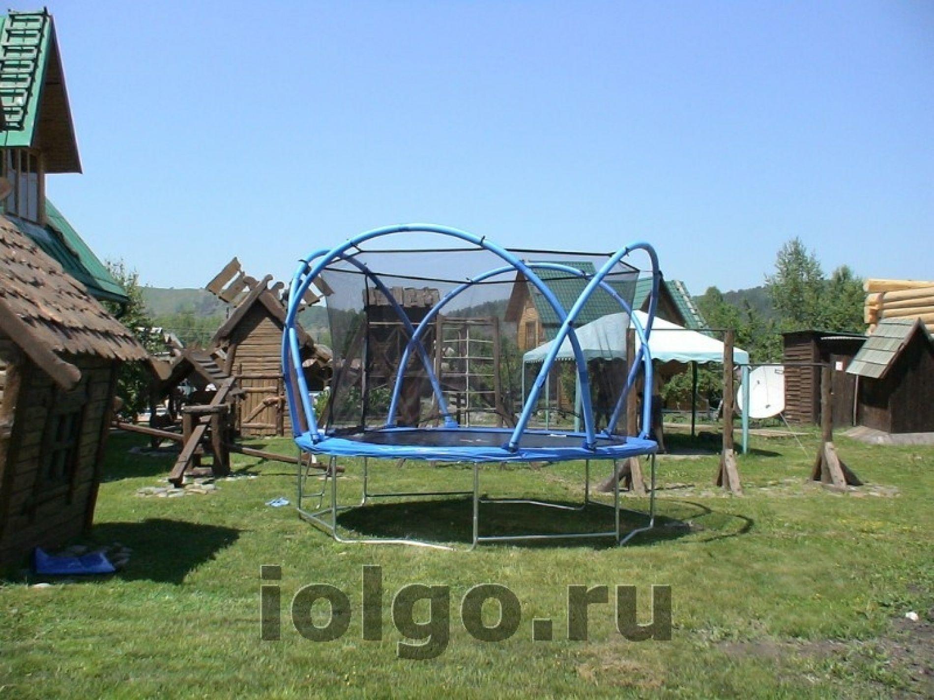 """Усадьба """"Иолго"""" Республика Алтай, фото 6"""