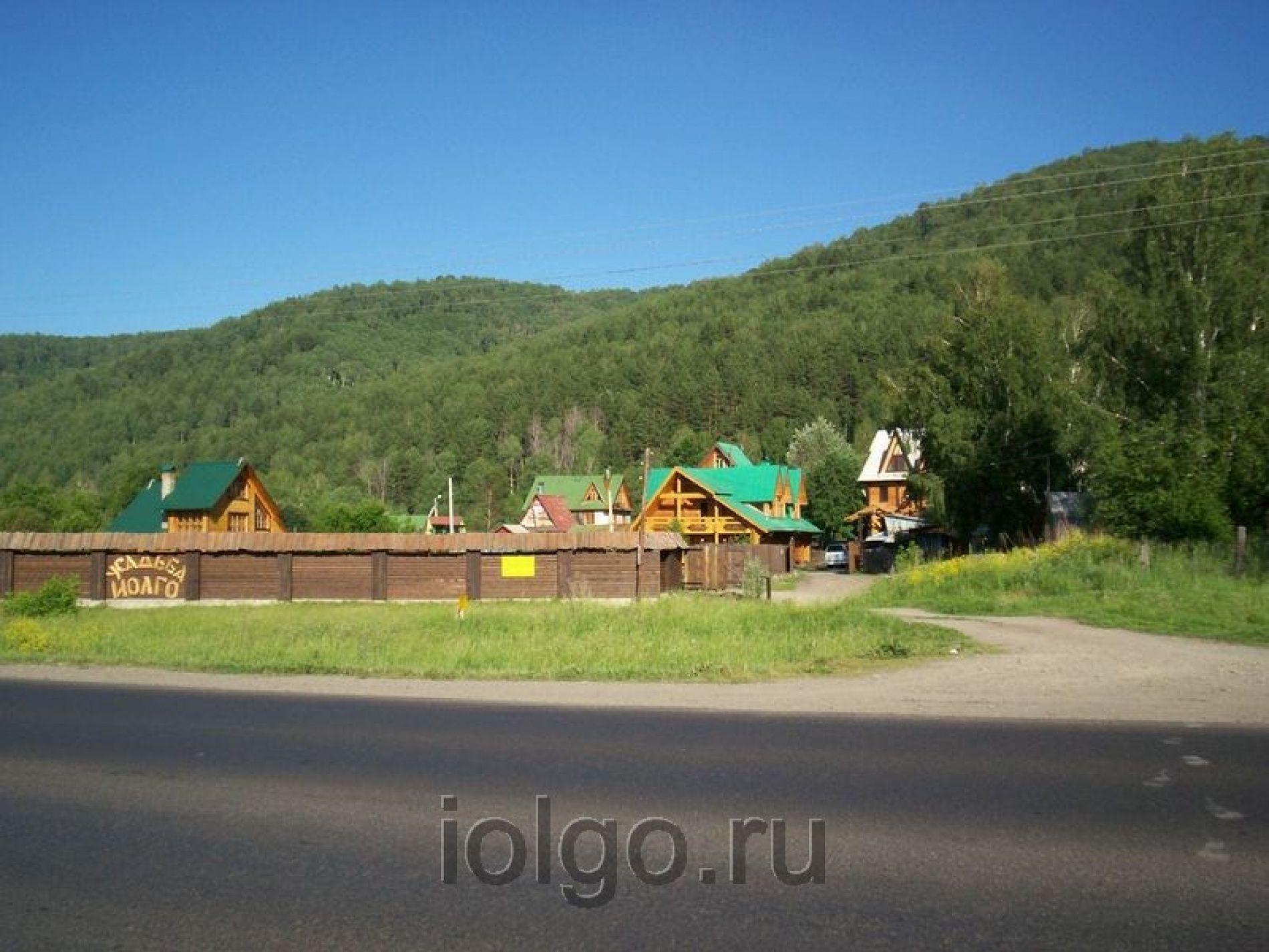 """Усадьба """"Иолго"""" Республика Алтай, фото 17"""