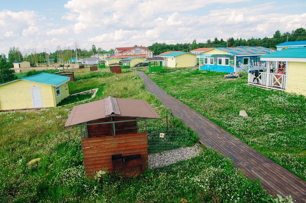 """Турбаза """"Лайтури"""" Вологодская область, фото 5"""