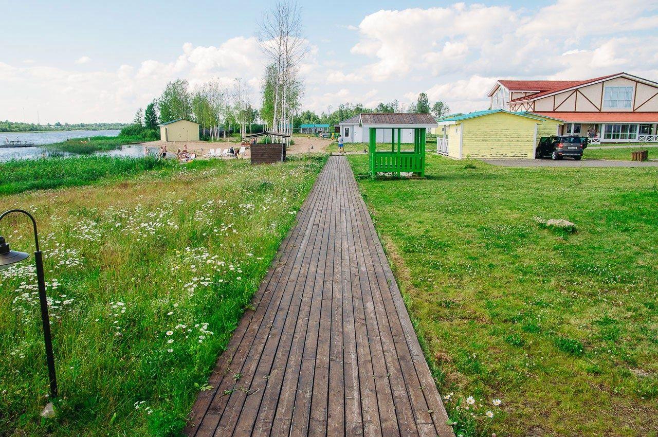 """Турбаза """"Лайтури"""" Вологодская область, фото 6"""