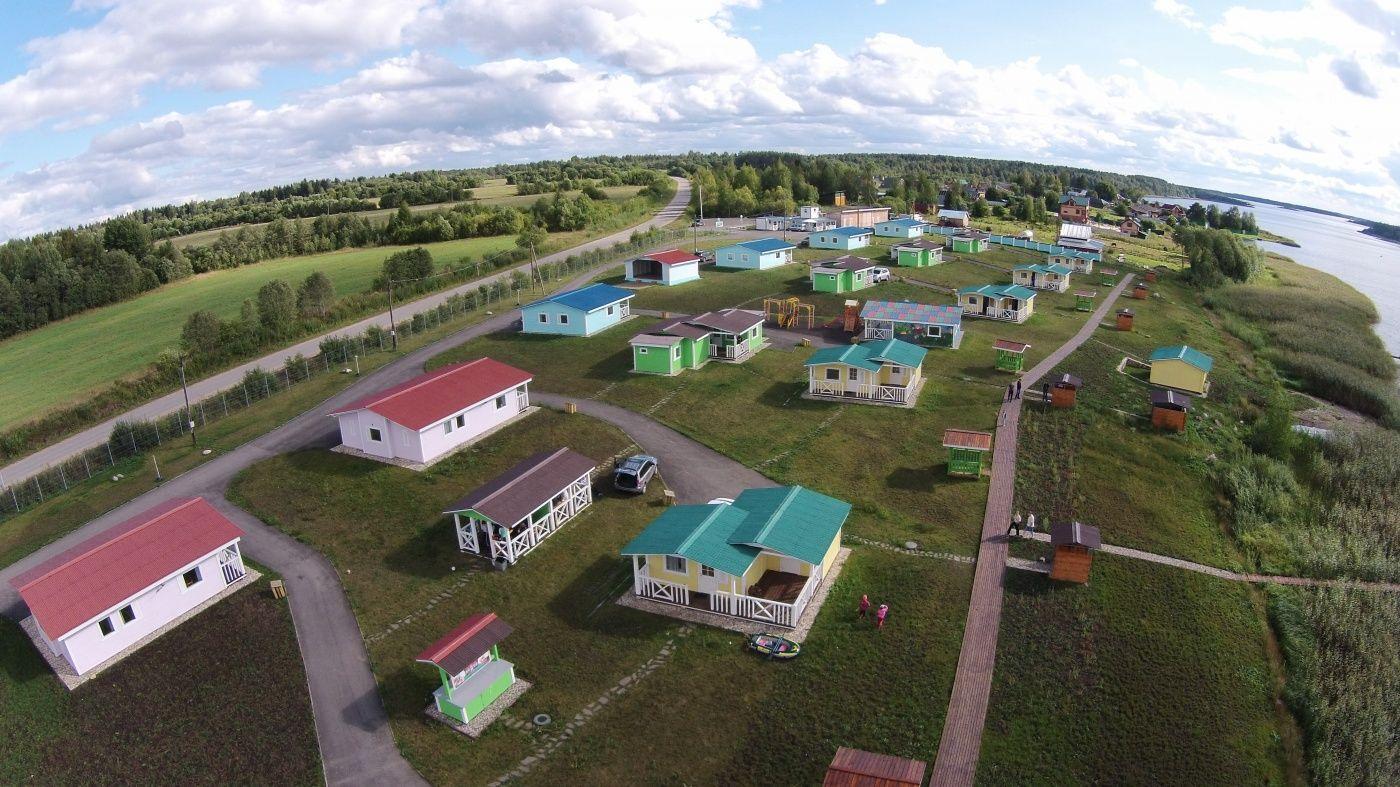 """Турбаза """"Лайтури"""" Вологодская область, фото 7"""