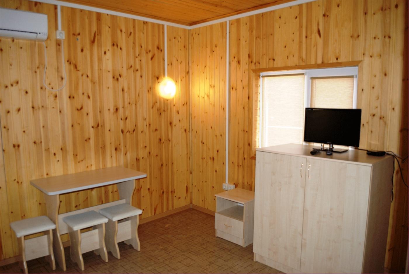 Турбаза «Лагуна» Саратовская область Домик 1-этажный, фото 13