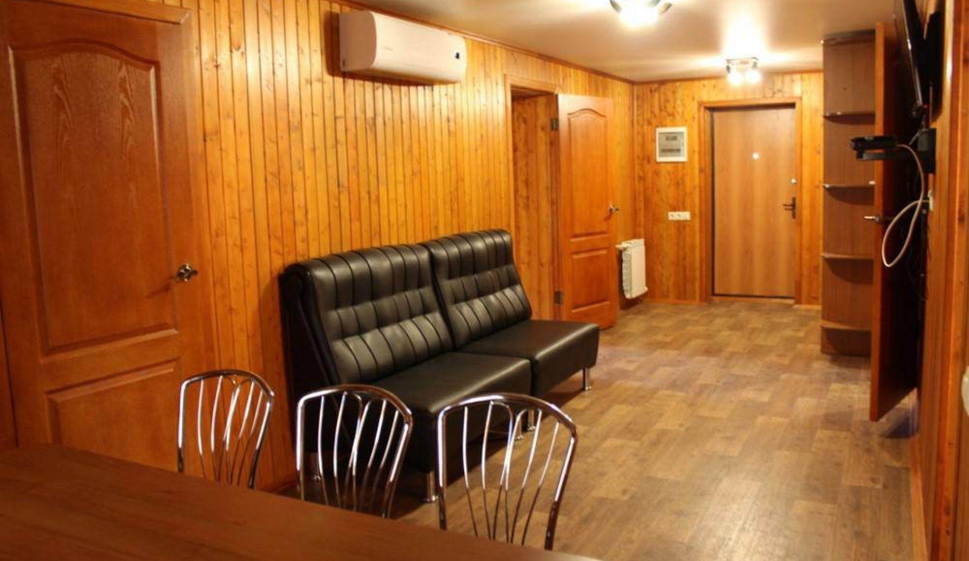 Турбаза «Лагуна» Саратовская область VIP-домик, фото 15
