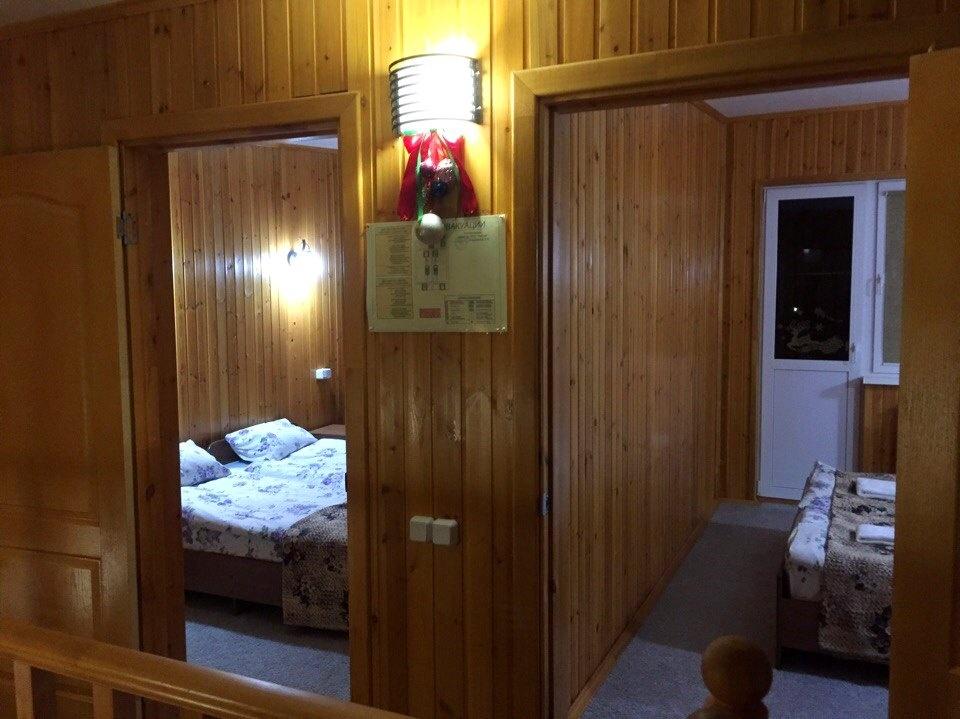 Турбаза «Лагуна» Саратовская область Домик 2-этажный, фото 6