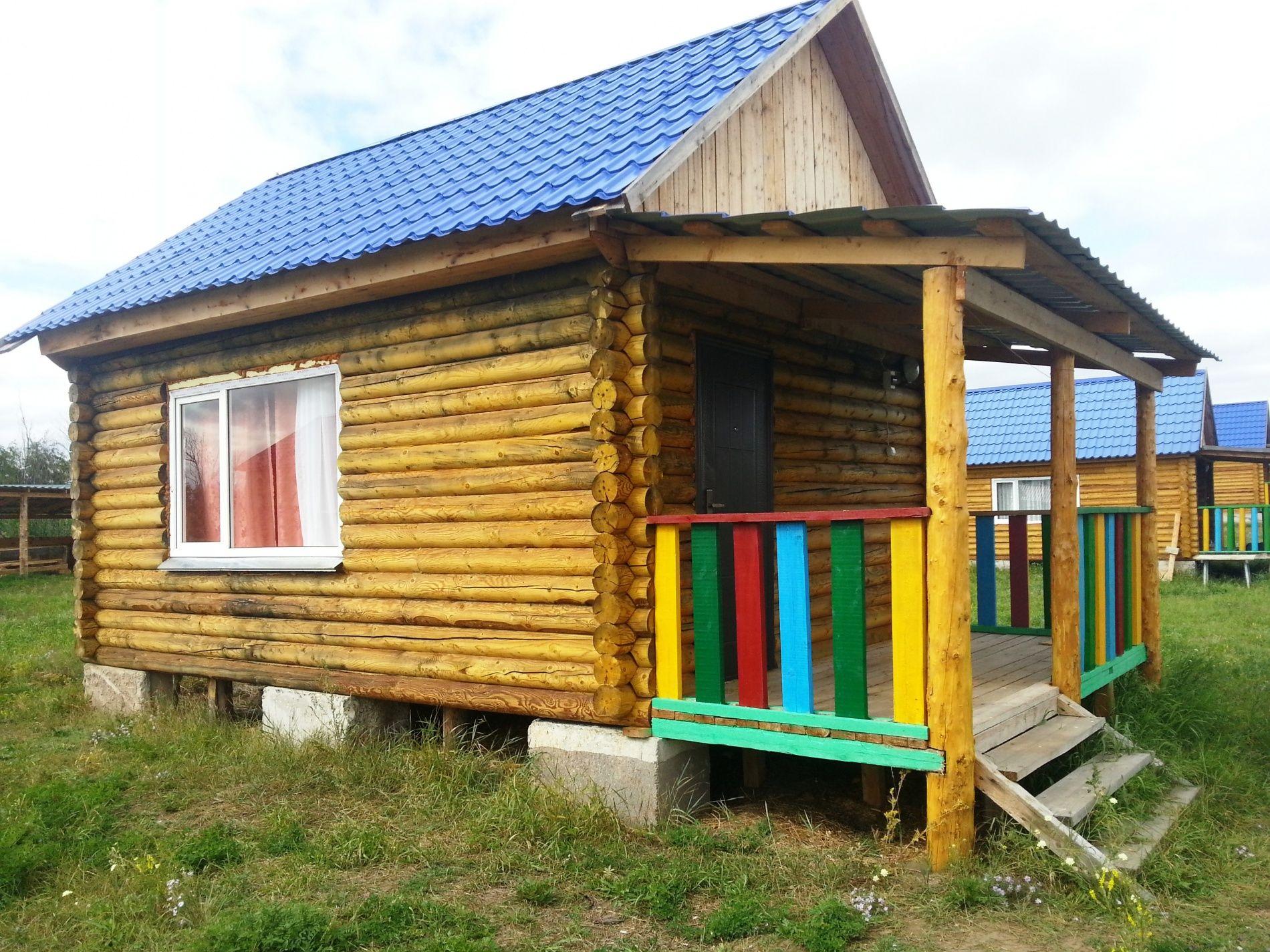 """База отдыха """"Пасека"""" Республика Хакасия Домик 2-местный, фото 1"""