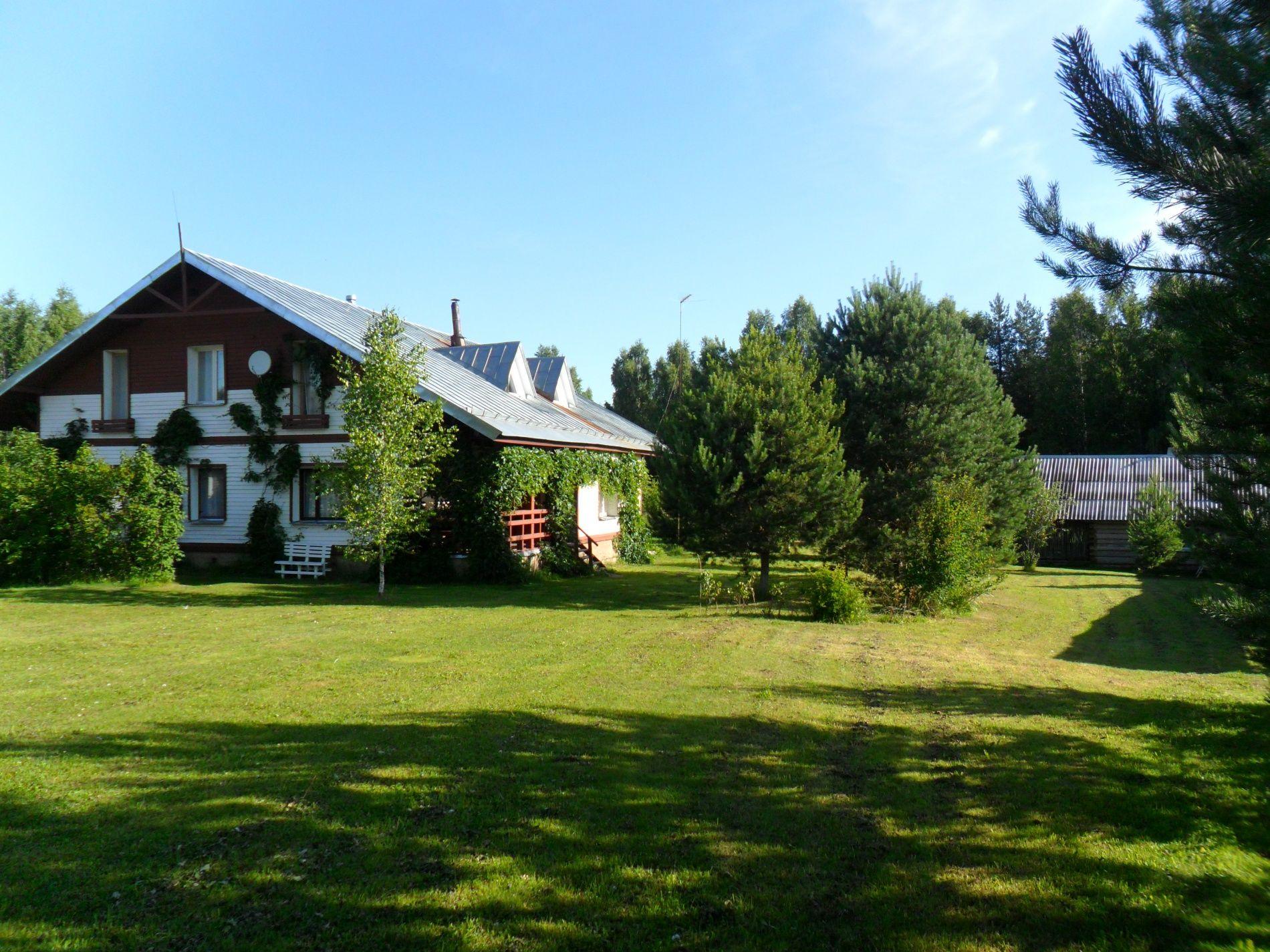 База отдыха РЫБИНЗОН Ярославская область, фото 1