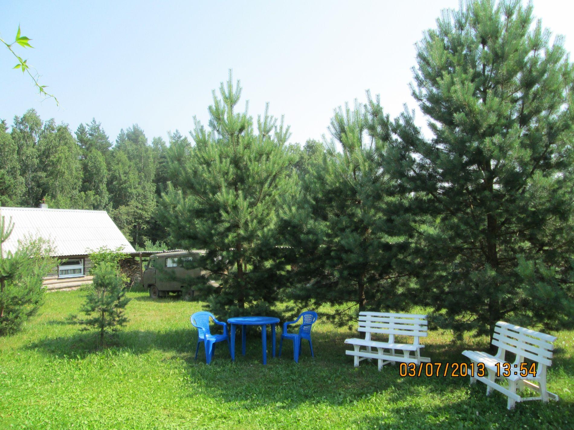 База отдыха РЫБИНЗОН Ярославская область, фото 28