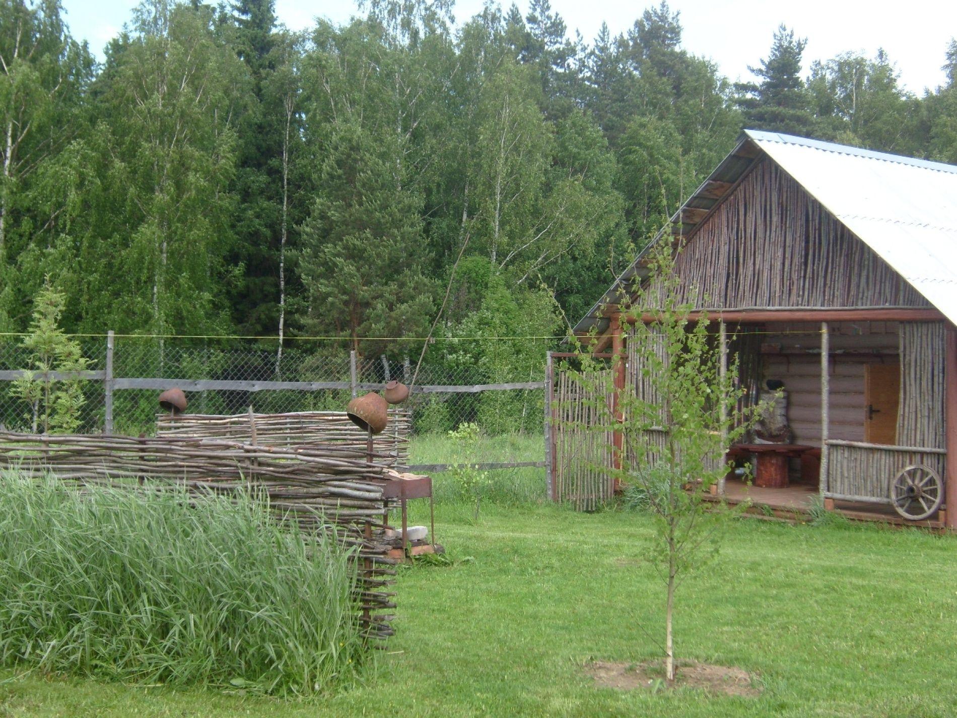 База отдыха РЫБИНЗОН Ярославская область, фото 29