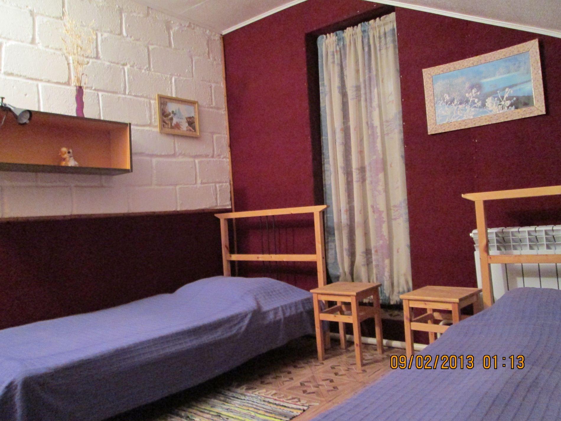 База отдыха РЫБИНЗОН Ярославская область 2-3-местный номер , фото 4