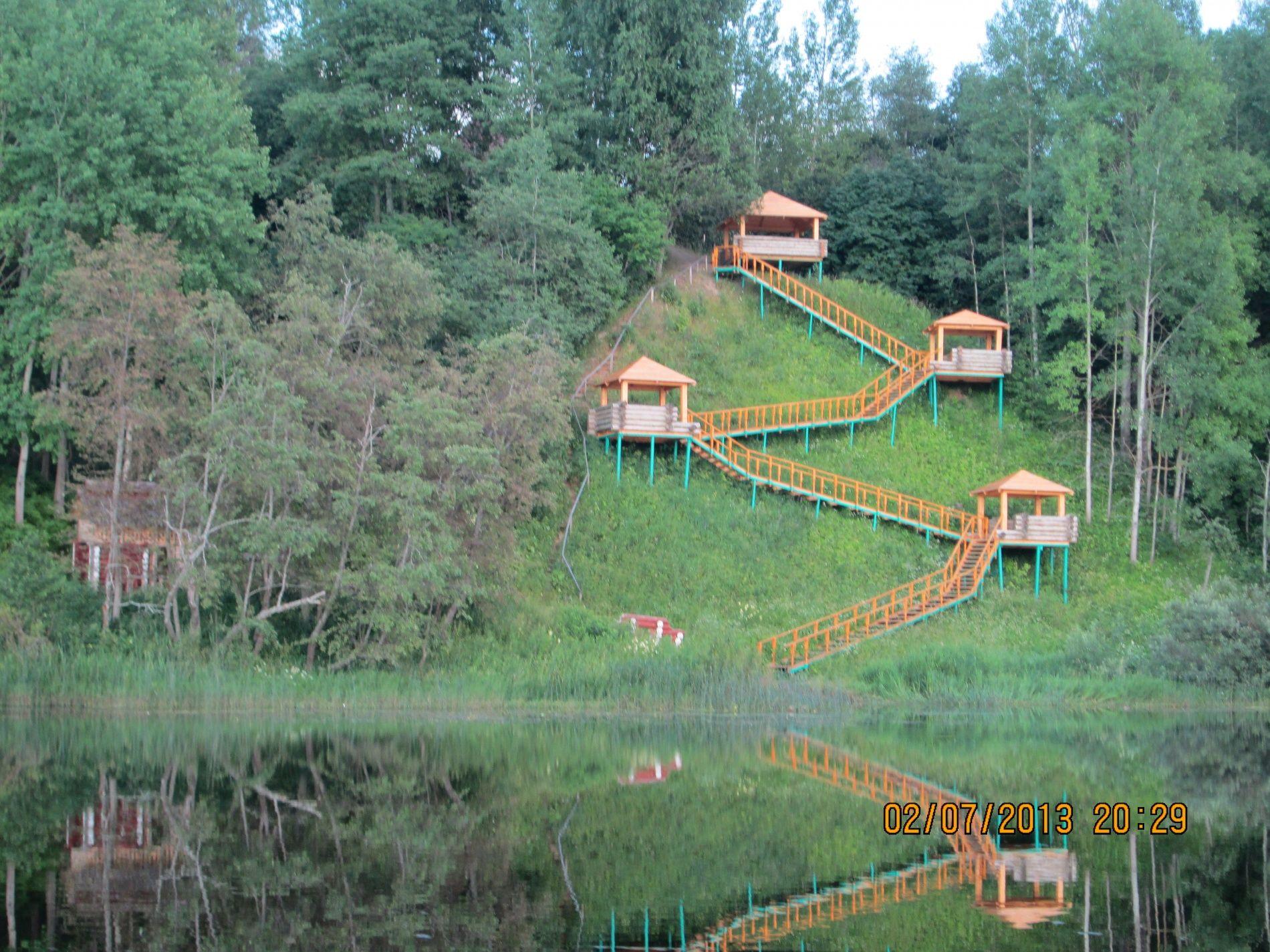 База отдыха РЫБИНЗОН Ярославская область, фото 50